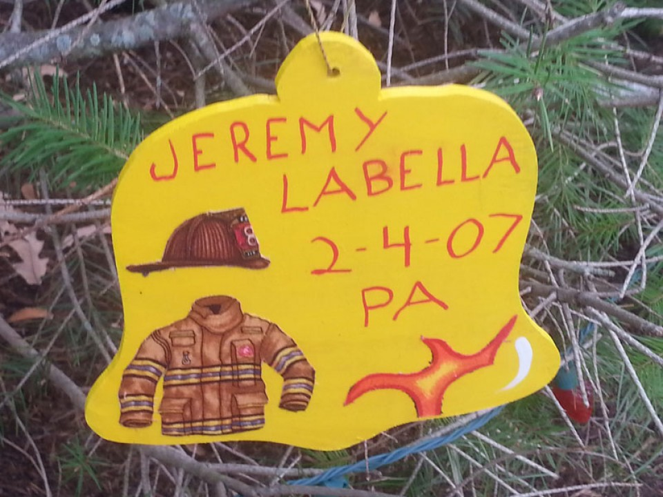 In Honor of Firefighter Jeremy C. LaBella