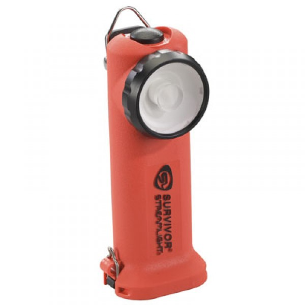 Survivor with Charger/Holder (Orange) from Streamlight, Inc.